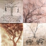 Arte Contemporanea Volterra transcendent tree